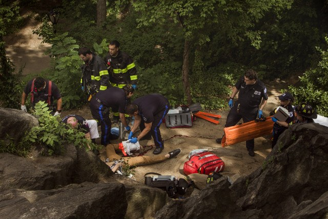 """What to Make of the Central Park """"Homemade Firecracker"""" Explosion?"""