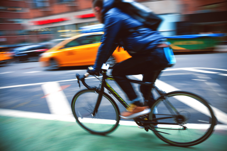 Child Pedestrian's Injury Underscores Dangers of Reckless Bicyclists in New York