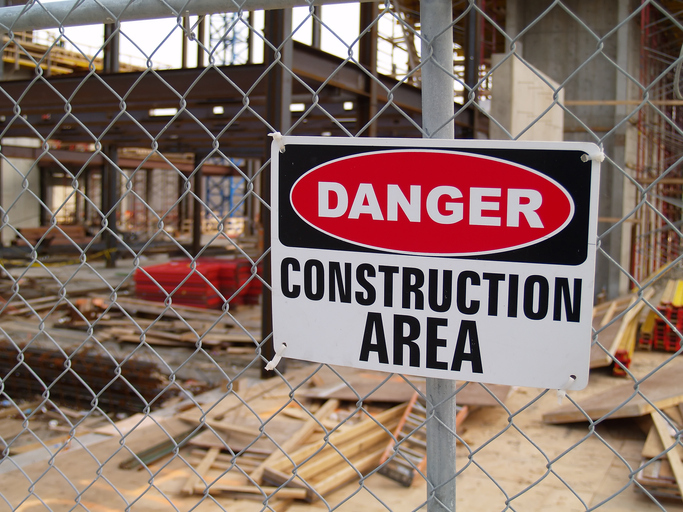 Construction Workers Must Beware of OSHA's Fatal Four