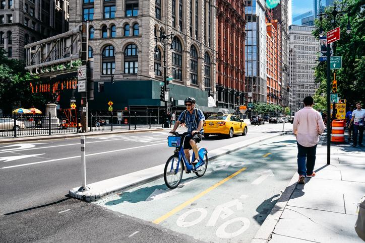 New York City Bicyclist Deaths Rise Sharply Despite Vision Zero