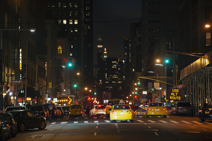 New York City Traffic Deaths Hit New Low in 2018