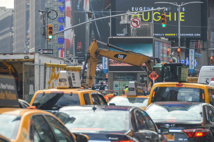 Number of New York City Construction Injuries Rising Quickly