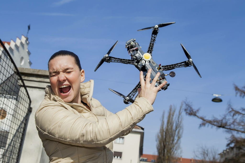 Will Surge in Drone Use Lead to Injury Accidents?