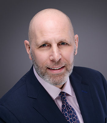 Portrait of Attorney Bruce Kaye